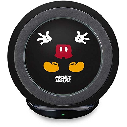 (Mickey Mouse Fast Charge Wireless Charging Stand Skin - Mickey Mouse Body | Disney X Skinit Skin )