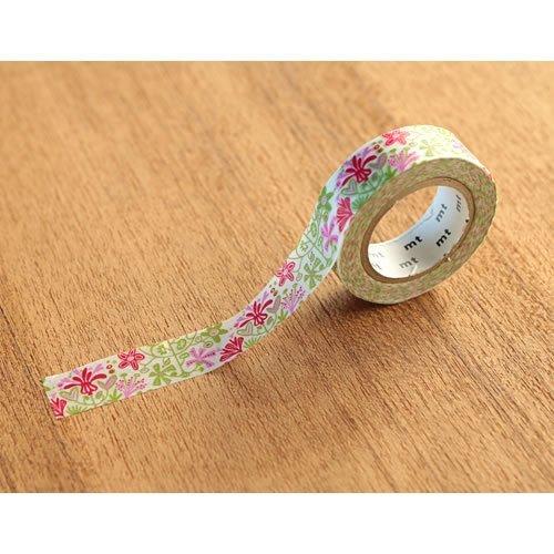 MT Bengt /& lotta Alma rosa Washi tape nastro adesivo