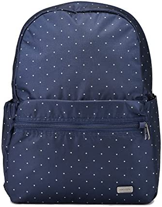 Pacsafe Women's Daysafe Anti-Theft Backpack
