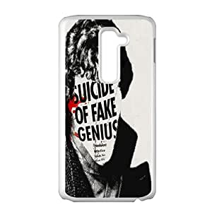 Suicide of fake genius Cell Phone Case for LG G2