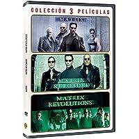 Pack: Matrix + Matrix Reloaded + Matrix Revolutions