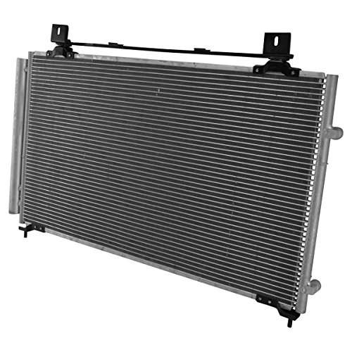 AC Condenser A/C Air Conditioning with Receiver Drier for Honda Odyssey Mini Van ()