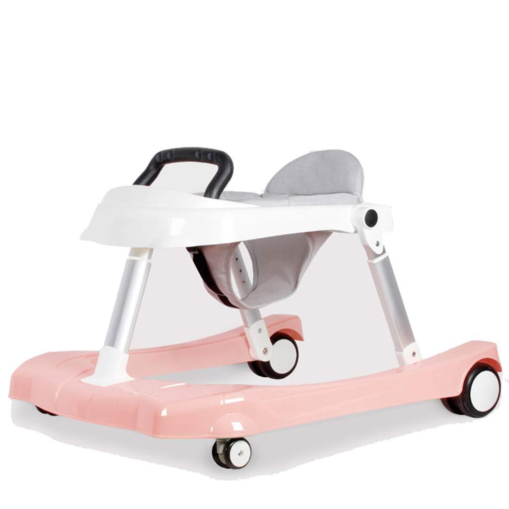 Baby Walkers Andadores de bebé, Plegable y antienrollos, para ...