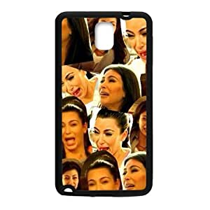 SANYISAN Grieved wowen Cell Phone Case for Samsung Galaxy Note3