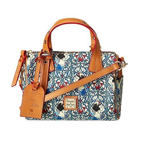 Dooney & Bourke Disney Princess Snow White Kendra Satchel Purse Handbag (Dooney Tinkerbell Handbag)