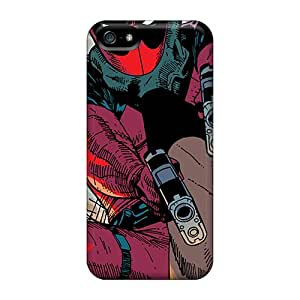 Iphone 5/5s Cover Case - Eco-friendly Packaging(deadpool I4)