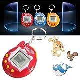 Stkertools(TM) Retro Virtual Pet 49 In 1 Cyber Pets Animals Toy Funny Tamagotchi Kids Childhood