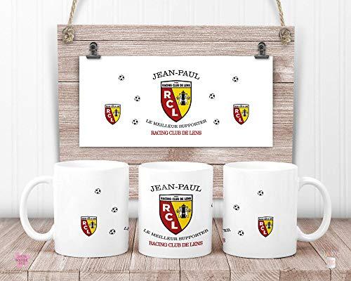 FOOTBALL tasse RC LENS mug