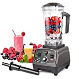 MengK 1400W Blender, Professional Industrial Kitchen Juicer Blenders for Drinks and Smoothies with 67oz BPA-Free Pitcher, Commercial Heavy Duty Blender Food Processor Combo for Soups, Nuts & Batter