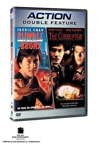 Rumble In The Bronx/The Corruptor by New Line Home Video