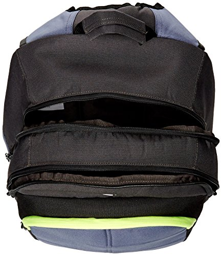 Quiksilver Unisex Burst Backpack, Night Shadow Blue, One Size by Quiksilver (Image #4)