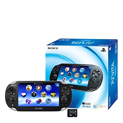 Playstation Vita 3gwi-fi Bundle by Sony