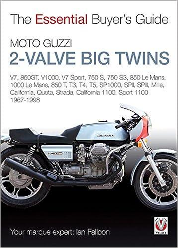 Moto guzzi 2 valve big twins v7 850gt v1000 v7 sport 750 s 750 moto guzzi 2 valve big twins v7 850gt v1000 v7 sport 750 s 750 s3 850 le mans 1000 le mans 850 t t3 t4 t5 essential buyers guide ian fandeluxe Gallery