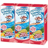 Hawaiian Punch Fruit Juicy Red, 6.75 fl oz boxes (Pack of 24)
