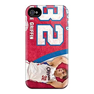JonBradica Iphone 6 Shock-Absorbing Hard Cell-phone Case Customized HD Los Angeles Clippers Series [tnC9590EpRe]