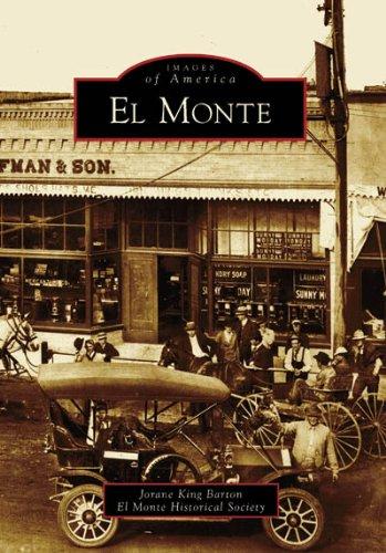 El Monte   (CA)  (Images of America)