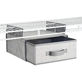 Amazon Com Luxury Living 12 Quot Deep Multi Use Closet