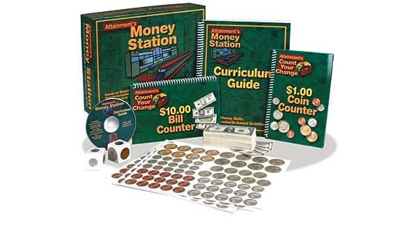 Money Station (A comprehensive money curriculum): Attainment Co ...