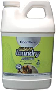 ODORKLENZ SPORT LAUNDRY ADDITIVE For Workout Clothing (15 load)
