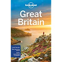 Lonely Planet Great Britain 12th Ed.: 12th Edtiion