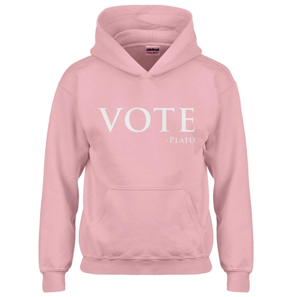 Indica Plateau Youth Vote Plato Kids Hoodie