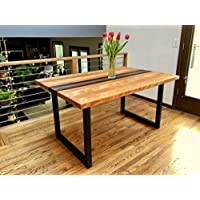 Metal Table Legs - U Frame