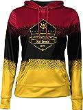 ProSphere Girls' Hat Creek Volunteer Fire Department Drip Hoodie Sweatshirt (Apparel)