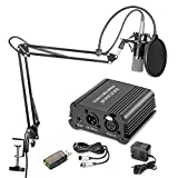 Neewer Home Studio NW-700 Condenser Microphone Kit - Best Reviews Guide