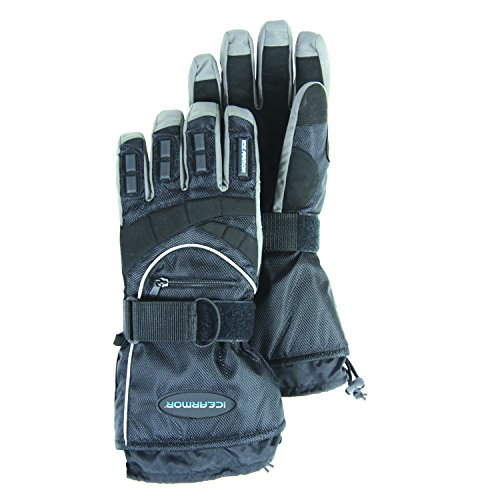 Ice Armor 9805 Extreme Glove Black XL by Clam Corporation