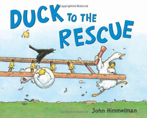 Duck to the Rescue (Barnyard Rescue)