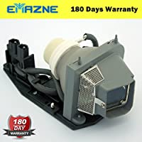 Emazne 311-8943/725-10120 Projector Replacement Compatible Lamp With Housing For Dell 1209S Dell 1409X Dell 1510X Dell 1609HD Dell 1609WX Dell 1609X