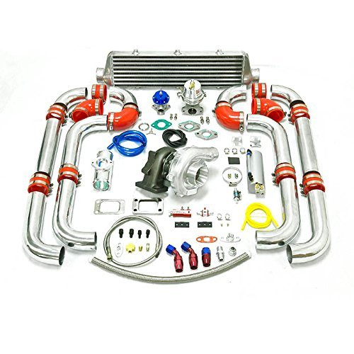 universal twin turbo kit - 6