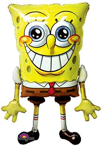 Anagram International SpongeBob Square Pants Air Walker, -