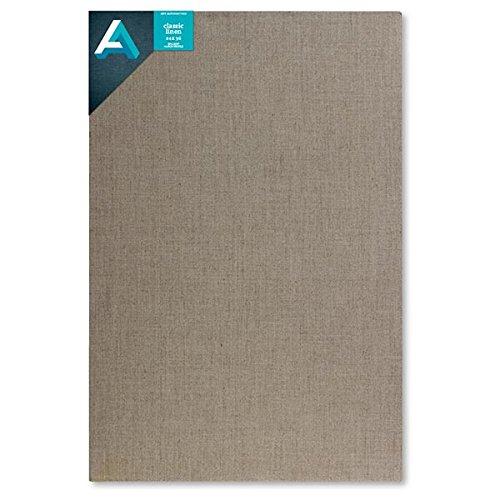 Art Alternatives Linen Stretched Canvas 24x36 by Art Alternatives