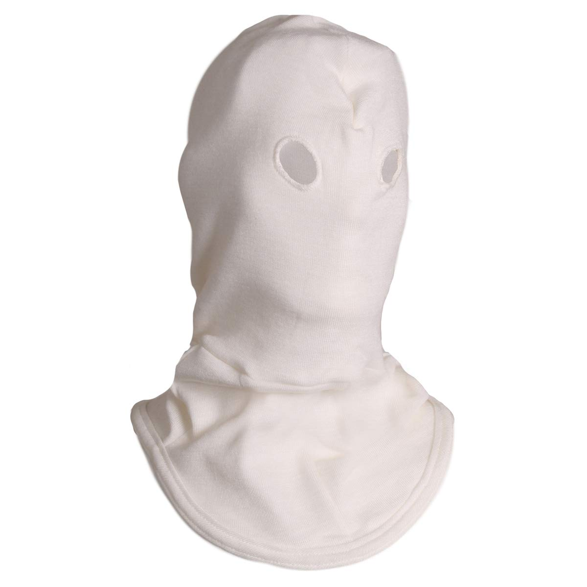 National Safety Apparel One Size Fits Most White DuPont Nomex Flame Resistant Balaclava