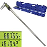iGaging 40'' Electronic Caliper ABSOLUTE ORIGIN Digital - Extreme Accuracy
