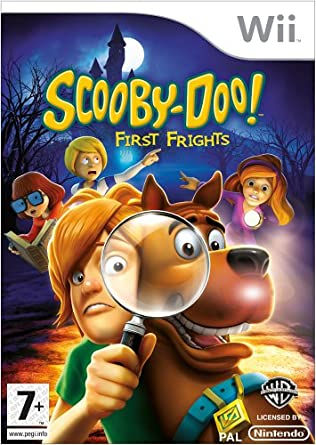 Scooby Doo First Frights Wii Wii Amazon Co Uk Pc Video Games