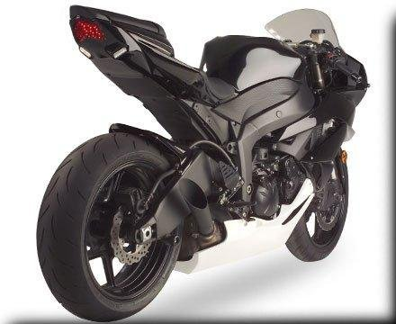 Hotbodies Racing Supersport Undertail - Black