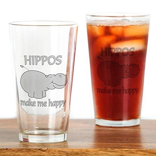 Hippo Glass - 1