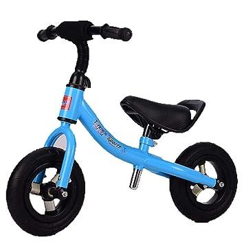 Equilibrio Bicicleta sin Pedales Bicicleta niños para 1, 2, 3 años ...