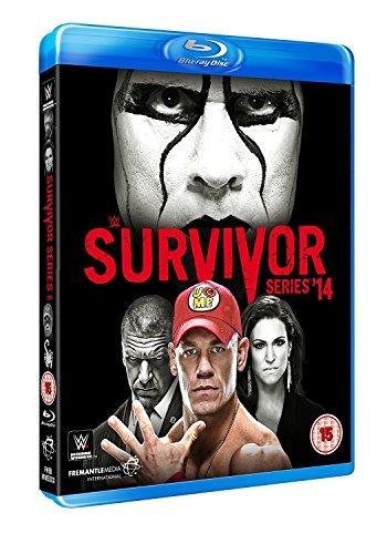 2014 Marker - WWE: Survivor Series - 2014 [Blu-ray]