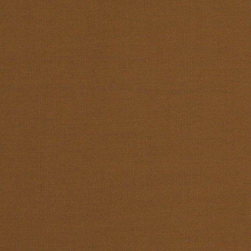 Kona Cotton Earth Fabric By The Yard (Kona Cotton Broadcloth)