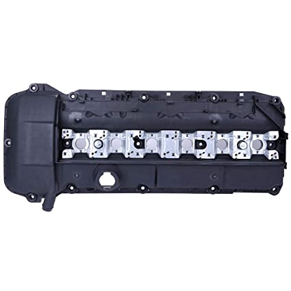 Amazon com: ECCPP Valve Cover with Valve Cover Gasket for