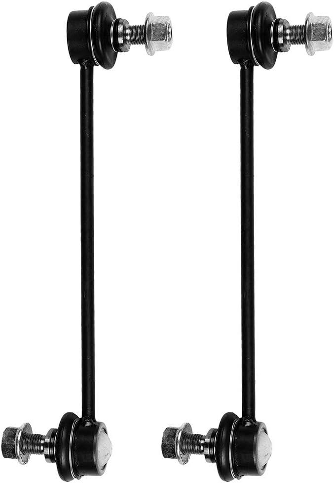 CTCAUTO Suspension Kits Front Sway Bar End Link 2pcs Compatible fit 2007-2012 Hyundai Elantra 2010-2013 Kia Forte 2010-2013 Kia Forte Koup 2006-2010 Kia Optima 2007-2012 Kia Rondo