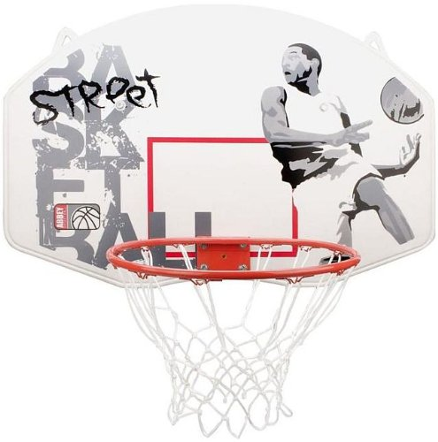 Sport-Otto ABB LEAGUE - Basketballboard + Korb + Netz
