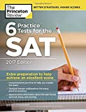 Image of 6 Practice Tests for the SAT, 2017 Edition (College Test Preparation)