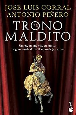 El trono maldito (Novela histórica): Amazon.es: Corral, José Luis ...