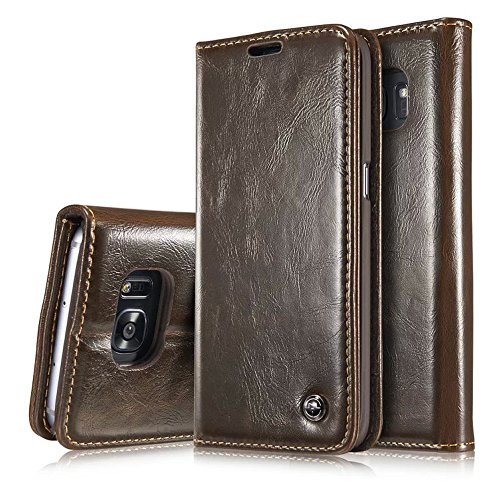 Genuine Leather Magnetic Closure Samsung product image
