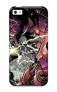 New Style Tpu 5c Protective Case Cover/ Iphone Case - X Men Storm