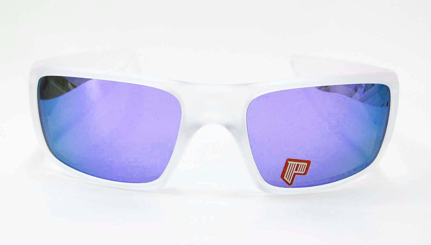 843b68784e Amazon.com  Oakley Crankshaft Sunglasses Violet Iridium Polarized Matte  Clear  Everything Else